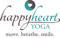 Happy Heart Yoga logo